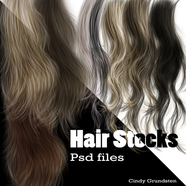 Hair Psd Free Download
