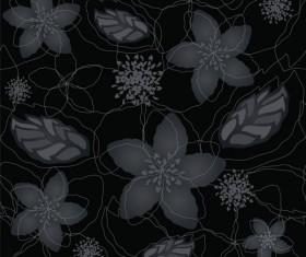 Elements of Ornate Decorative pattern art vector set 13