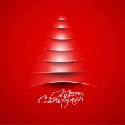Link toPaper cut christmas tree design vector 17
