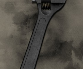 Realistic tool psd material