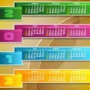 Link toSpecial of 2013 calendar vector graphics 01