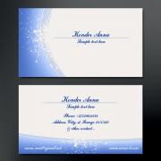 Link toModern design business cards vector set 01