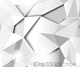 Black and white Squares concept backgrounds vector 05
