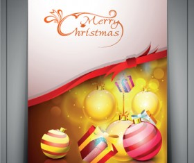 Set of 2013 Beautiful greeting card vector 01