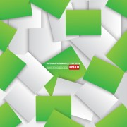 Link to3d colored squares vector backgrounds set 02