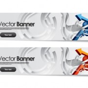 Link toVector banner arrow design set 02