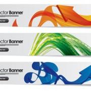Link toVector banner arrow design set 03