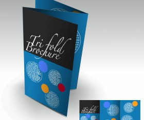 Cover Template flyer and brochure design vector 06