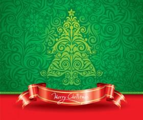 Creative Christmas design art vector 01