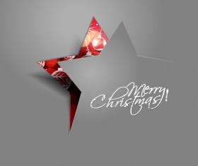 Creative Christmas design art vector 02