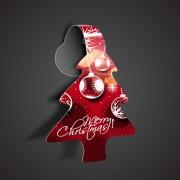 Link toCreative christmas design art vector 03