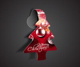 Creative Christmas design art vector 03