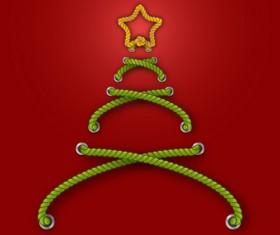 Creative Christmas design art vector 05