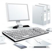 Link toModern computer design vector material 03