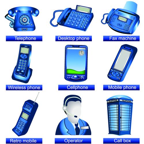 Иконки телефона 6
