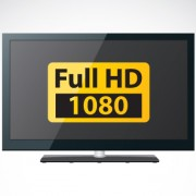 Link toSet of electronics lcd tv elements vector 05