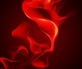 Abstract Flame vector backgrounds art 01