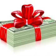 Link toU.s. dollar money-pack design vector 03
