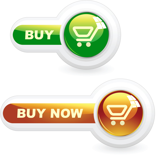 Elements of Online Shopping design vector graphic 06