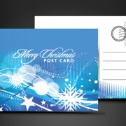Link toSet of 2013 christmas greeting card vector material 03