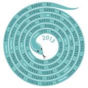 Link toSnake 2013 christmas design vector graphics 11