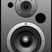 Different speaker system design vector set 01