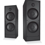 Different speaker system design vector set 03