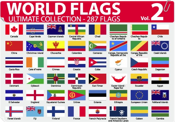 Smart image intended for printable flags of the world