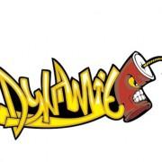 Link toFunny graffiti alphabet design vector 01