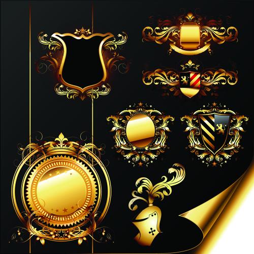 golden vector download