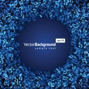 Link toMusic note vector background set 03