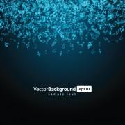 Link toMusic note vector background set 04