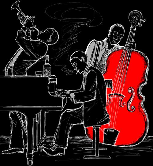 jazz band wallpapers - photo #13