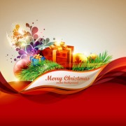 Link toElements of merry christmas design vector art 02