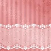 Link toVintage lace frames backgrounds art vector 04
