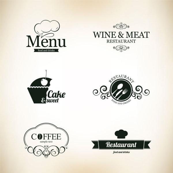 Free Restaurant Logo Design Templates Commonly restaurant menu cover