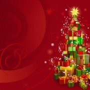 Link to2013 christmas background with gift box design vector 02