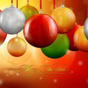 Link toSet of object christmas backgrounds vector 01