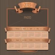 Link toCreative 2013 calendar design art vector set 02