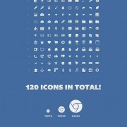 Link to120 kind application icon set