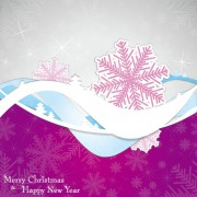 Link toSet of 2013 christmas and new year elements vector backgrounds 03