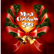 Link to2013 merry christmas elements vector material set 03