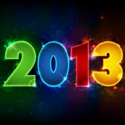 Link toVector set of 2013 new year design elements 04