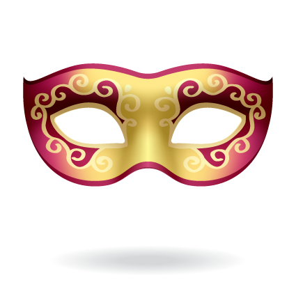 Carnival Mask Page Cake Ideas And Designs
