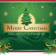 Link toSet of christmas theme cards elements vector material 03