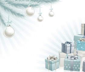 Different Christmas elements vector collection 01