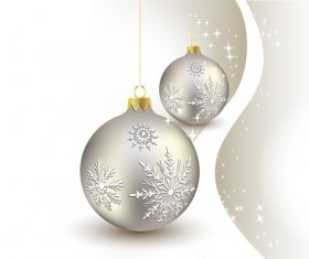 Different Christmas elements vector collection 02