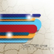 Link toSet of color abstract vector background art 04