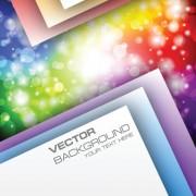 Link toVector set of color insert background art 03