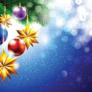 Link toElements of colorfull xmas illustration vector graphics 03
